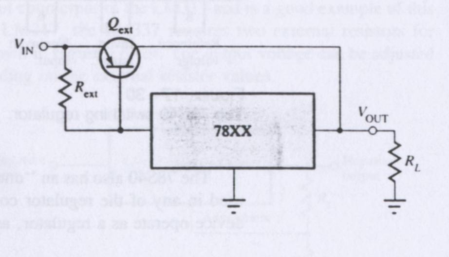 pengatur tegangan  voltage regulator